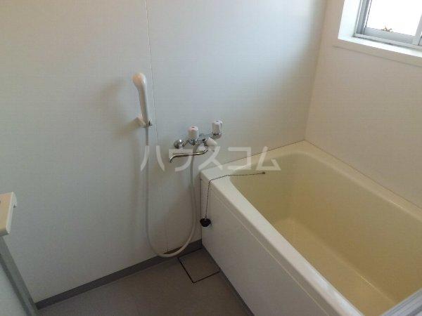 大井ハイム 201号室の洗面所