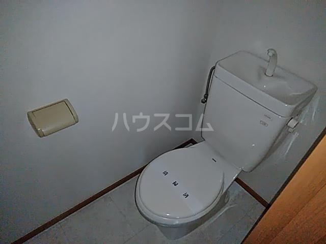 第一ダイソウハウス 101号室のトイレ