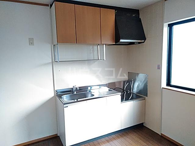 第一ダイソウハウス 101号室のキッチン