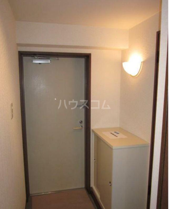 セブンハイム 302号室のキッチン