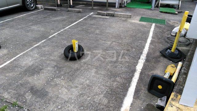 湘南ハイツ 101号室の駐車場