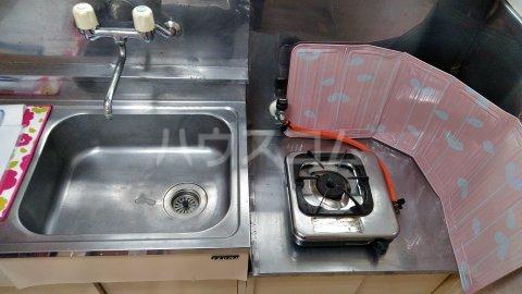 湘南ハイツ 101号室のキッチン