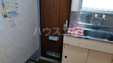湘南ハイツ 101号室の玄関