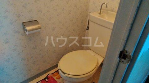 湘南ハイツ 101号室のトイレ