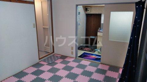 湘南ハイツ 101号室のベッドルーム