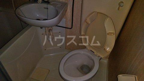 湘南金沢文庫ハイツ 206号室のトイレ