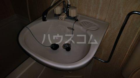 湘南金沢文庫ハイツ 206号室の洗面所