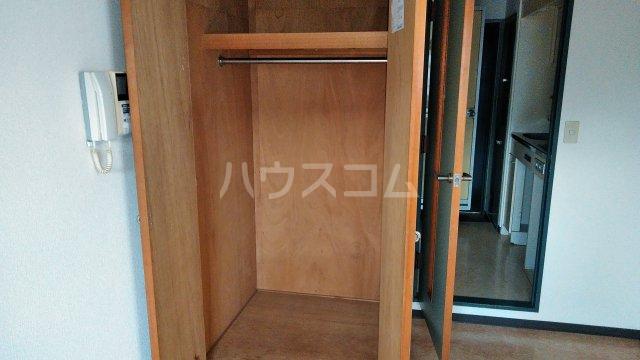 湘南金沢文庫ハイツ 206号室の収納