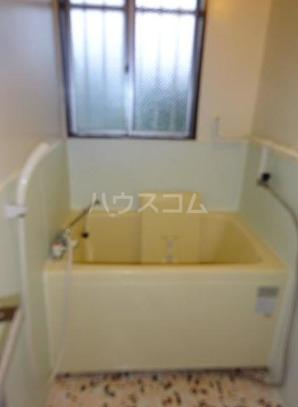 メッサージュ栗木 204号室の風呂
