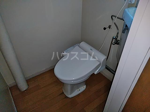 西川ビル 703号室のトイレ