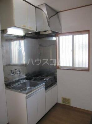 チュベローズ金沢 1A号室のキッチン