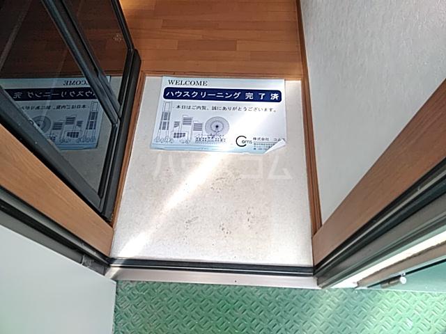 スカイハイツ 205号室の玄関