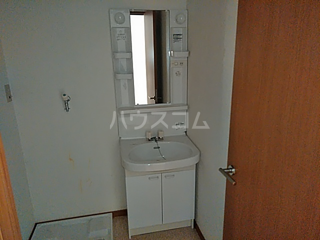 スカイハイツ 205号室の洗面所