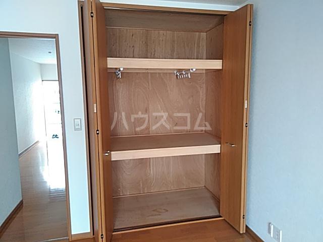 スカイハイツ 205号室の収納