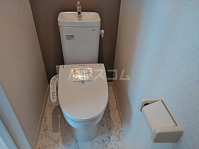 ユナイト根岸ストーン・ローゼス 101号室のトイレ