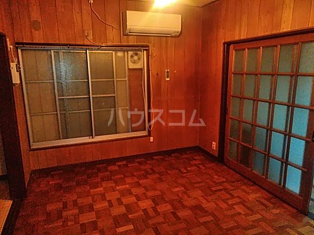 柴町古民家のベッドルーム