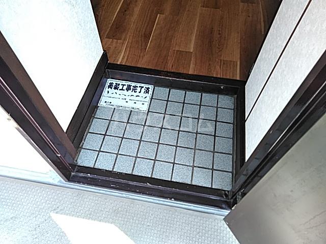 洋光台コープ今井 204号室の玄関
