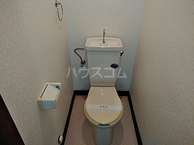 洋光台コープ今井 204号室のトイレ