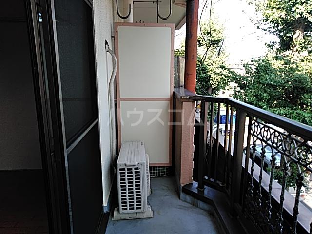 洋光台コープ今井 204号室のバルコニー