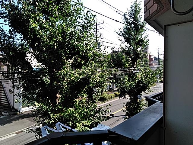 洋光台コープ今井 204号室の景色