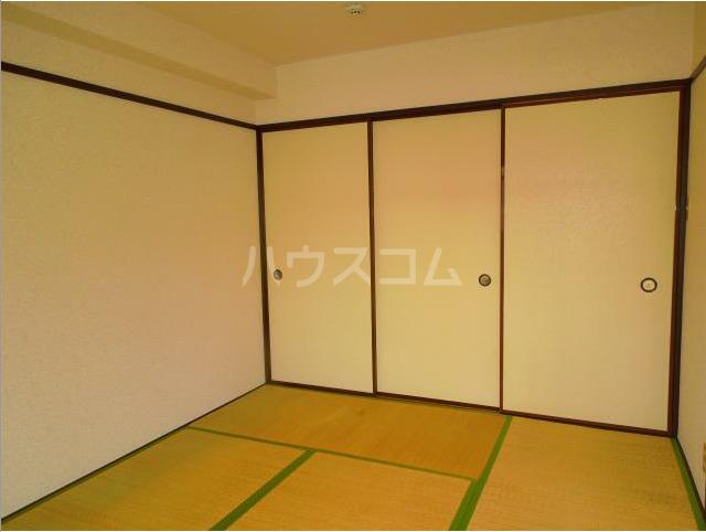 コートパレス若竹 306号室の収納