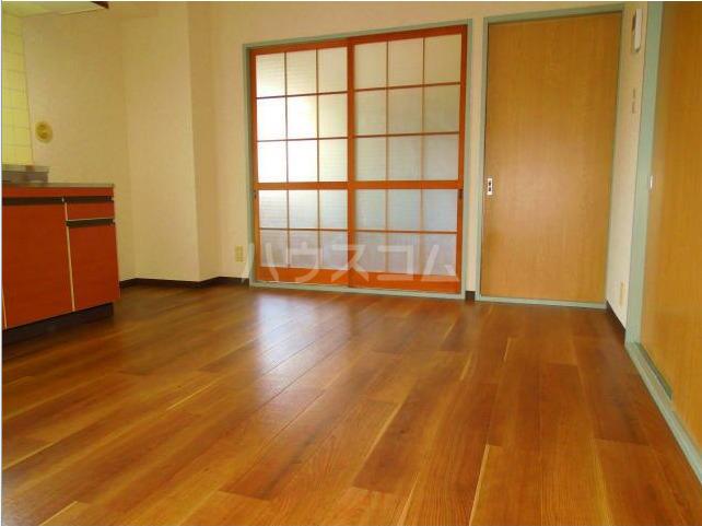 コートパレス若竹 306号室のキッチン