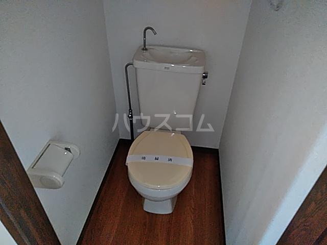 メゾンSⅠ 102号室のトイレ