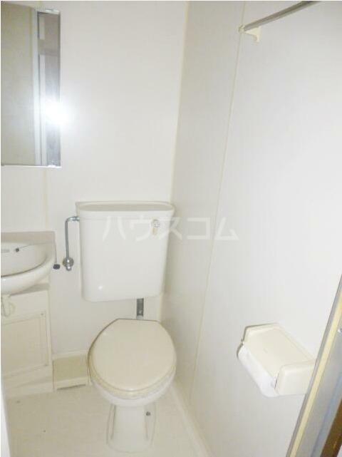 エミナンス 202号室のトイレ