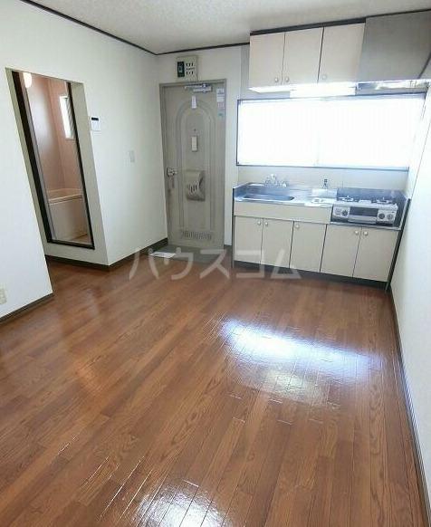 サニーセゾン東永谷A棟 203号室のセキュリティ