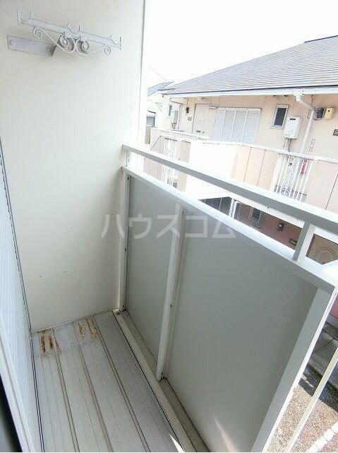 サニーセゾン東永谷A棟 203号室のバルコニー