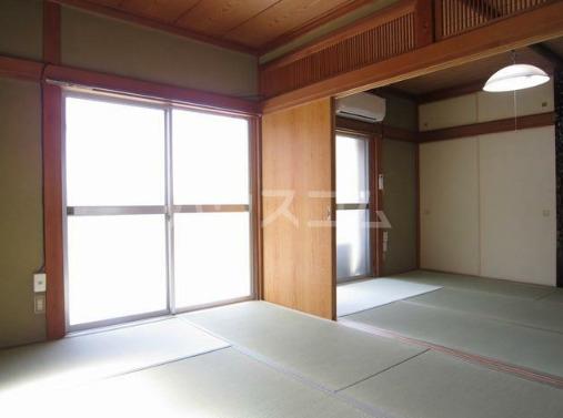 米山アパート 201号室の居室