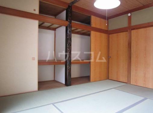 米山アパート 201号室の収納