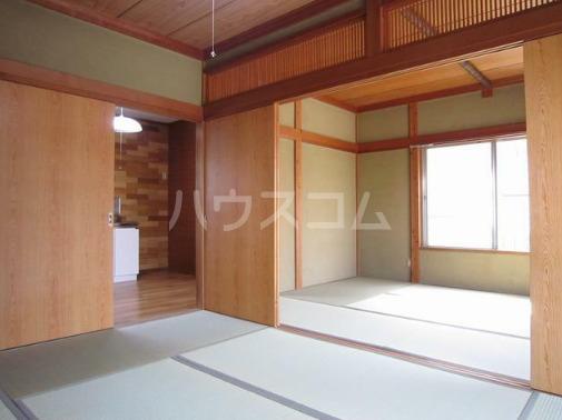 米山アパート 201号室のベッドルーム