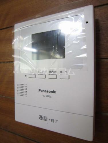 米山アパート 201号室のセキュリティ