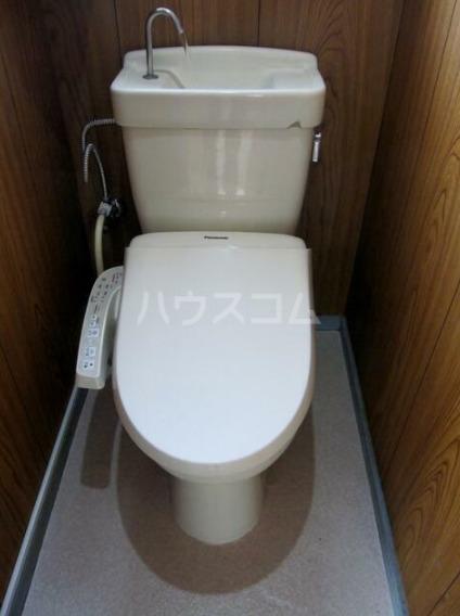 金沢ハイツ 301号室のトイレ