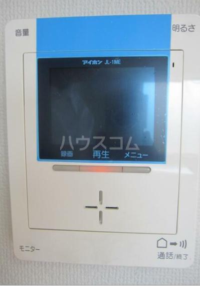 金沢ハイツ 301号室のセキュリティ