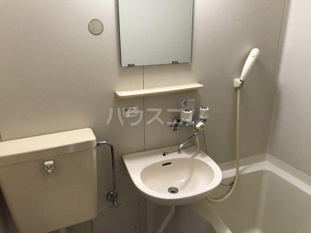 六浦駅南ハイツ 102号室の洗面所