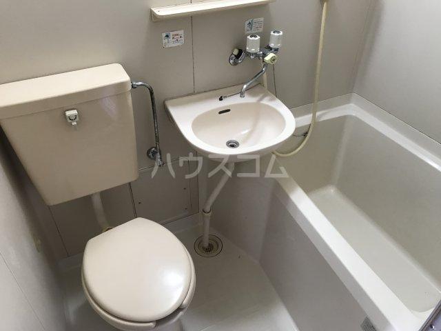 六浦駅南ハイツ 102号室のトイレ