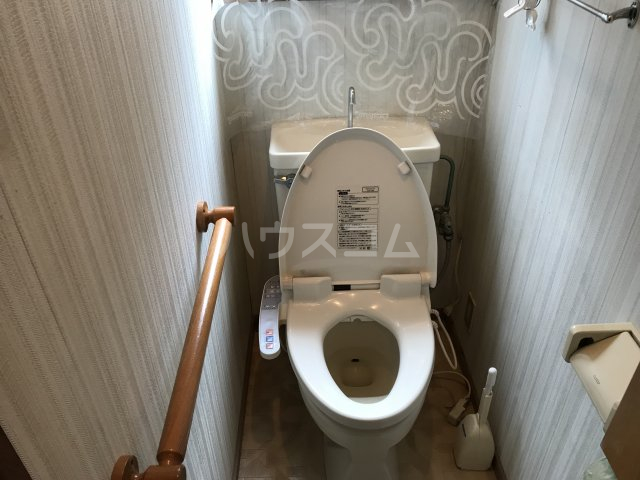 相澤戸建のトイレ