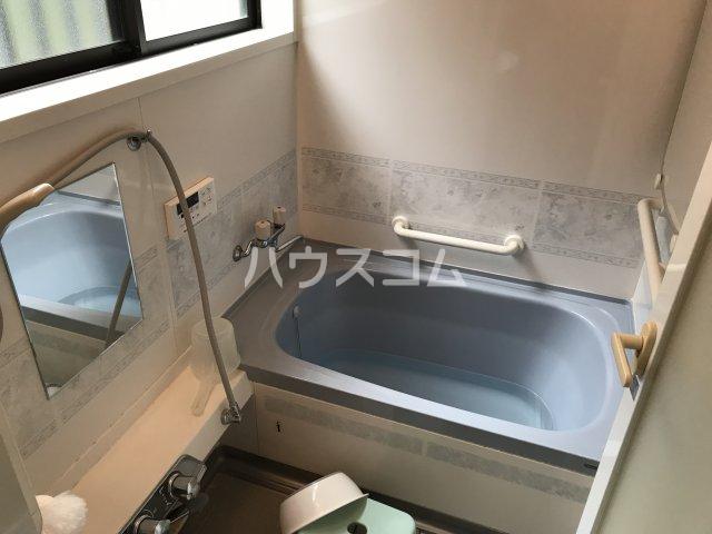 相澤戸建の風呂