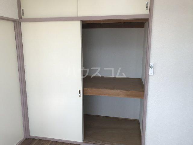 ツインビラ 301号室の収納