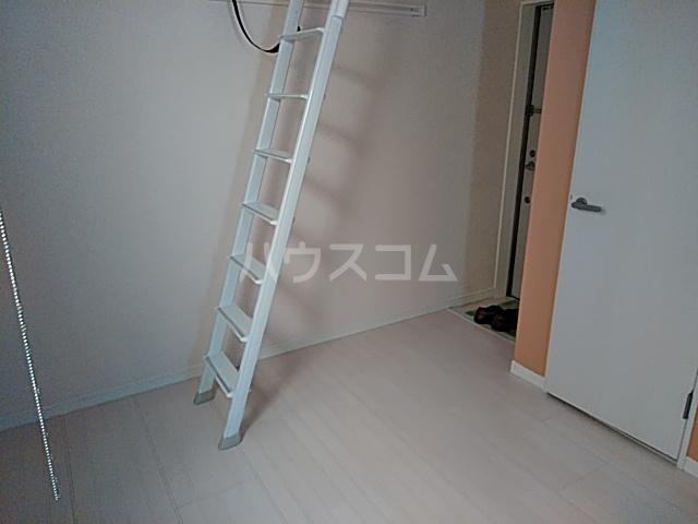 根岸プリチャーズ 205号室の居室