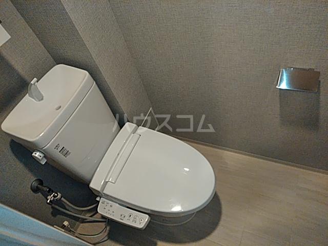 ルネ追浜Ⅲ 602号室の風呂