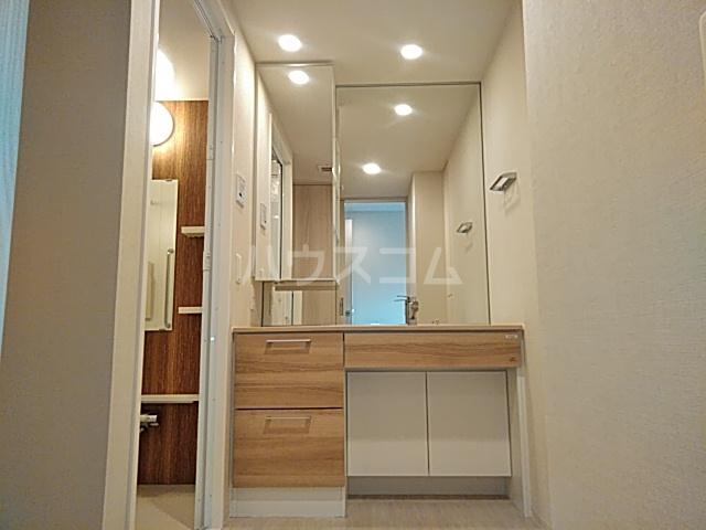 ルネ追浜Ⅲ 602号室のトイレ