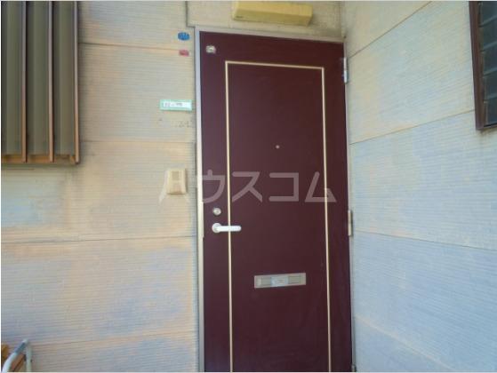 メゾンド角田Ⅱ 202号室の玄関