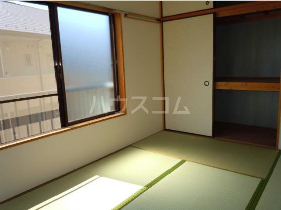メゾンド角田Ⅱ 202号室のベッドルーム