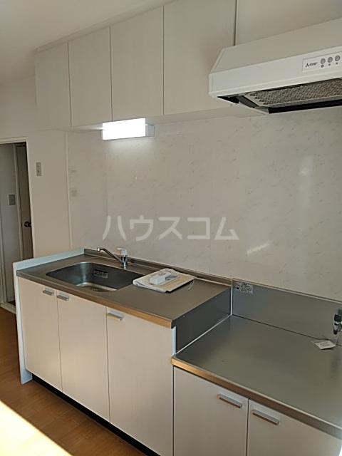 グランベールヨシダ 306号室のキッチン