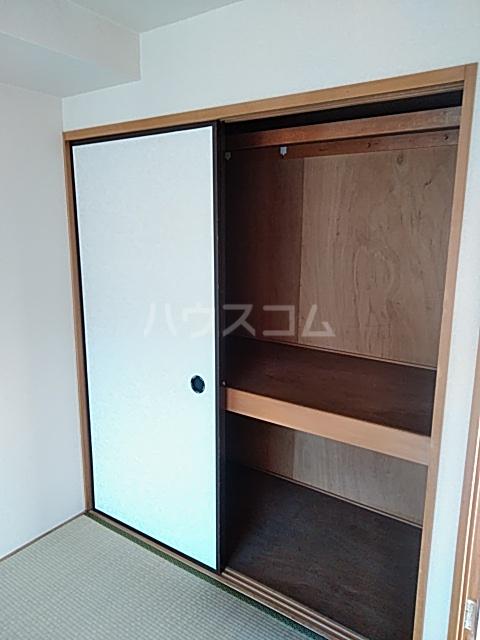 グランベールヨシダ 306号室の収納