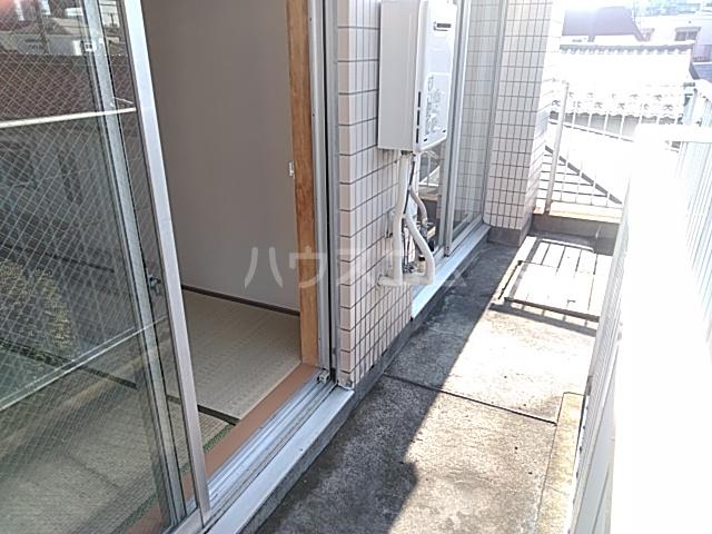 グランベールヨシダ 306号室のバルコニー
