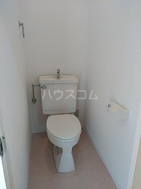 グランベールヨシダ 306号室のトイレ